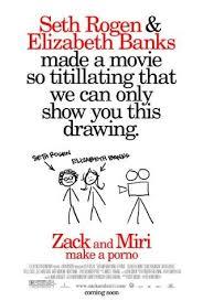 Zack és Miri pornót forgat mozi poszter