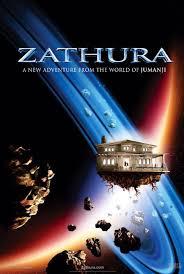 Zathura - Az űrfogócska mozi poszter