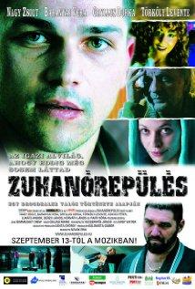 Zuhanórepülés mozi poszter