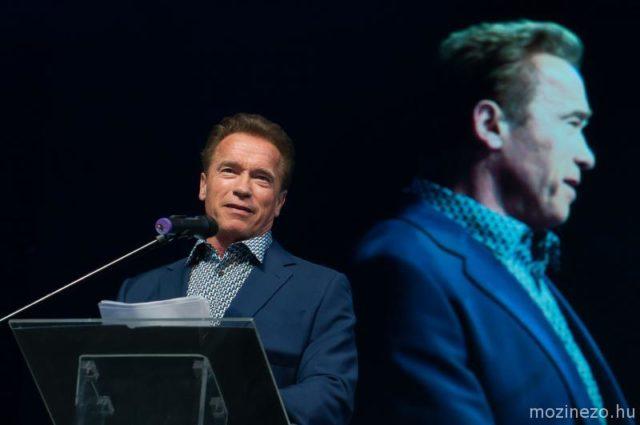 Siker-nap: Arnold Schwarzenegger budapesti beszéde