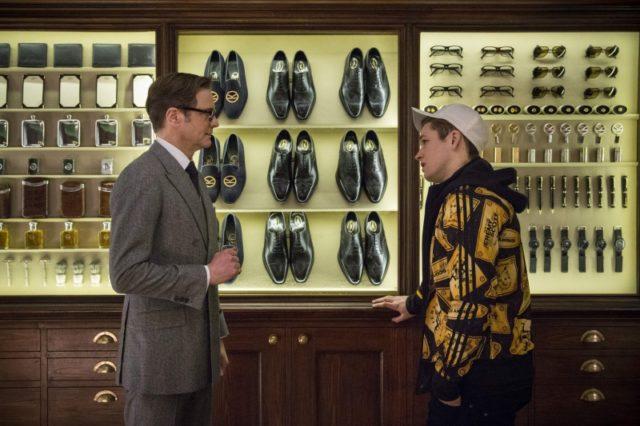 Kingsman – A titkos szolgálat (The Secret Service) 2014