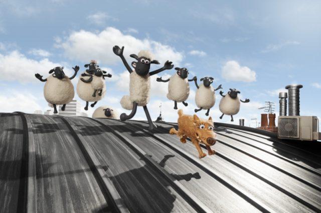 Shaun, a bárány – a film (Shaun the Sheep) 2015
