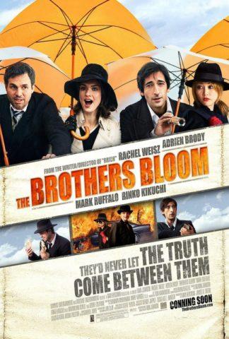 Brothers Bloom - Szélhámos fivérek mozi poszter