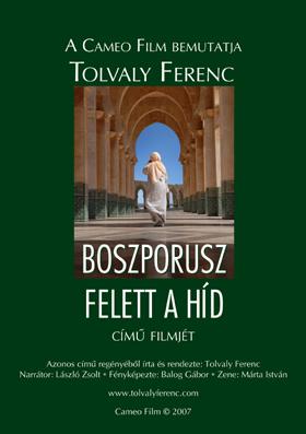 Boszporusz felett a híd mozi poszter