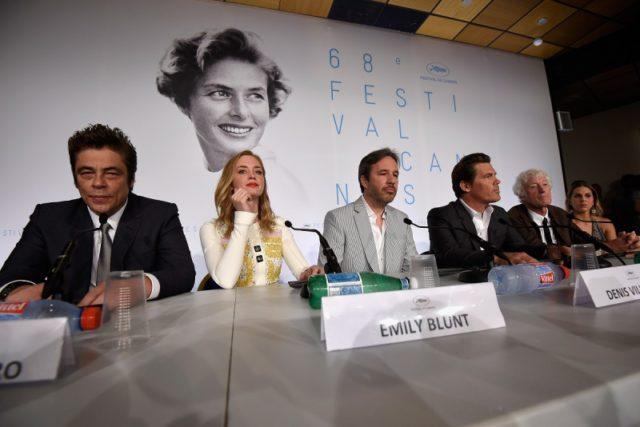 Emily Blunt Cannes-ban is bizonyított