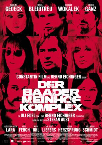 A Baader Meinhof csoport mozi poszter