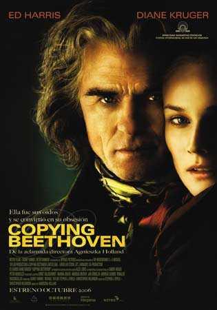 Beethoven árnyékában mozi poszter
