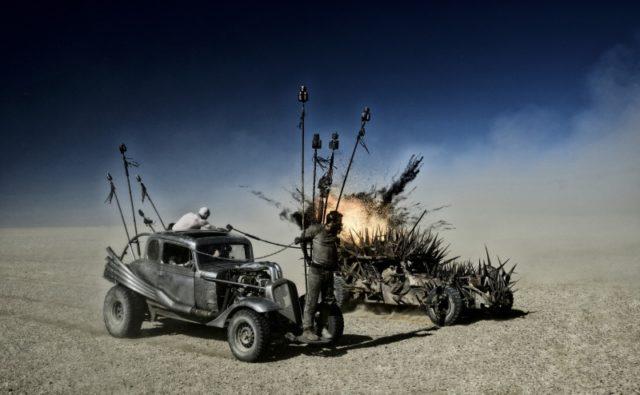 Mad Max – A harag útja 3D (Mad Max: Fury Road 3D) 2015