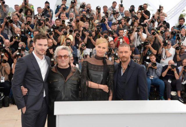 Cannes megőrül: Max a maxon