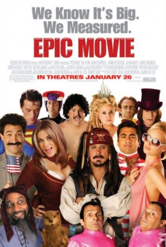 Bazi nagy film mozi poszter