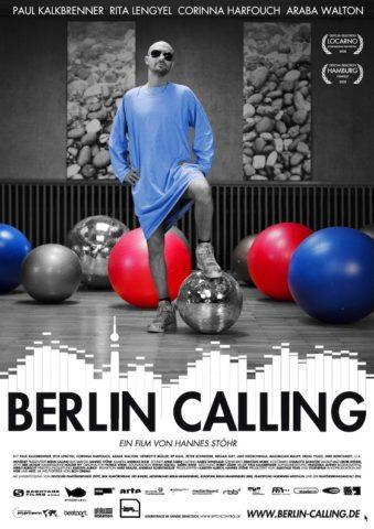 Berlin Calling mozi poszter