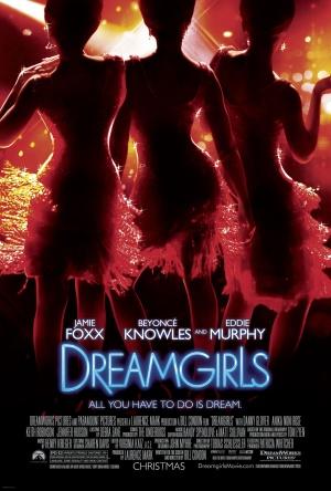 Dreamgirls mozi poszter