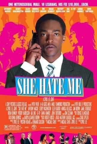 Utál a csaj (She hate me) 2004