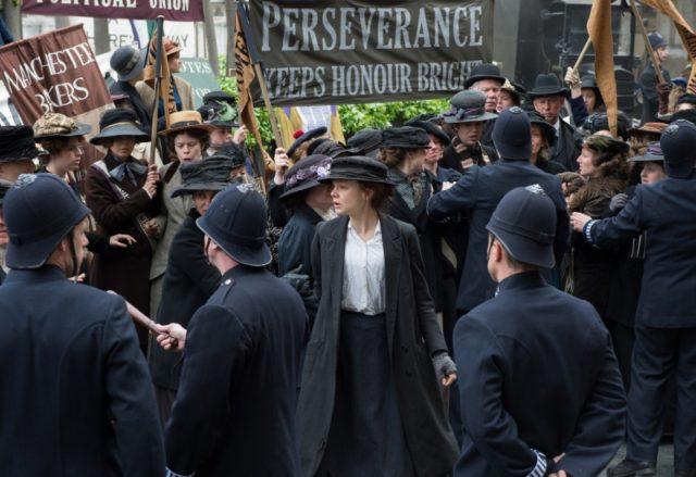 Carey Mulligan színésznő utálja, ha erős nőket emlegetnek