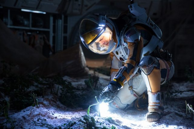 Mentőexpedíció (The Martian) 2015