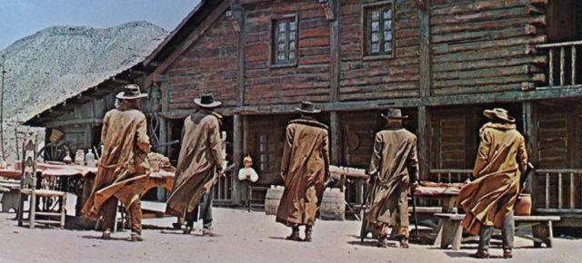 Volt egyszer egy Vadnyugat (C'era una volta il West) 1968