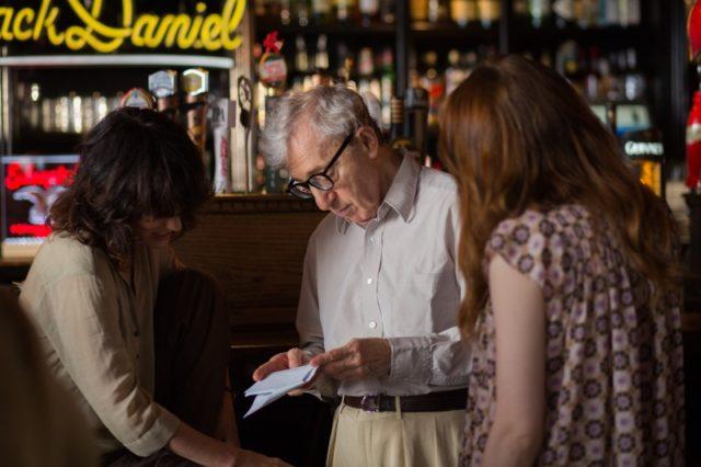 Woody Allen és a Twitter