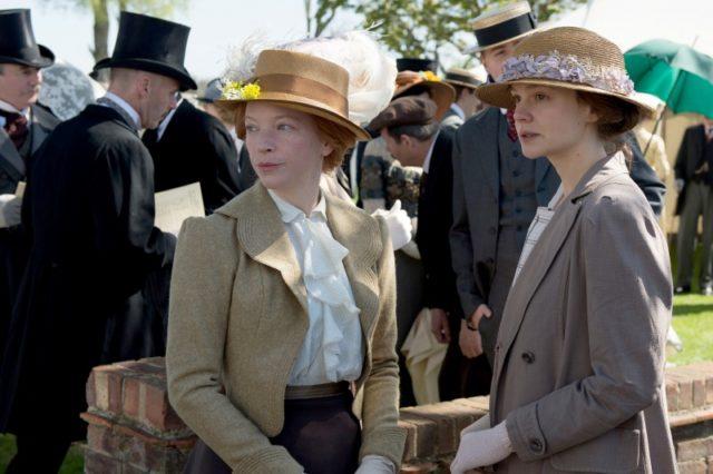 A szüfrazsett (Suffragette) 2015