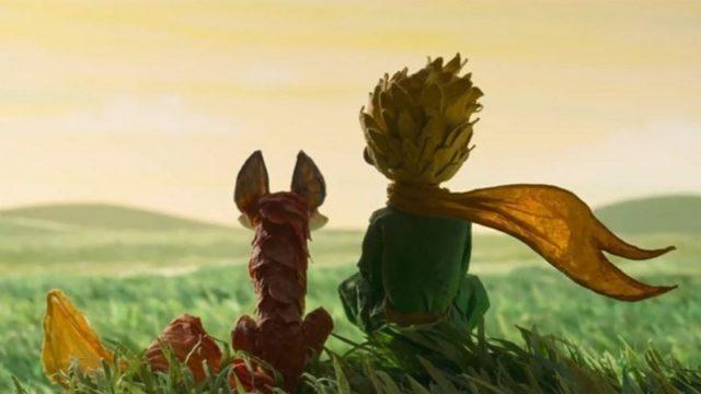 A kis herceg filmjelenet