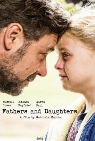 Apák és lányaik, mozi poszter