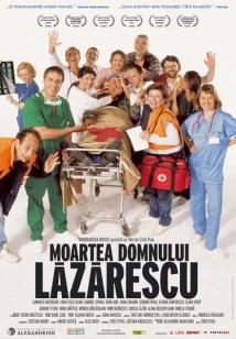 Lazarescu úr halála, mozi poszter