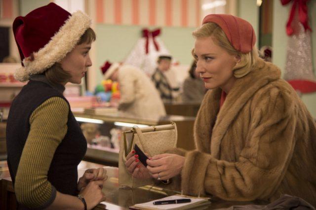 Kilenc BAFTA-jelölést kapott a Carol, kettőt A szoba!