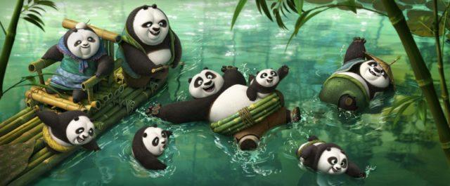 Kung Fu Panda 3 (Kung Fu Panda 3) 2016