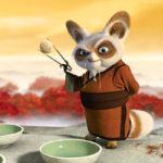 Kungfu Panda jelenet