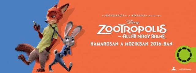 Zootropolis – Állati nagy balhé előzetes