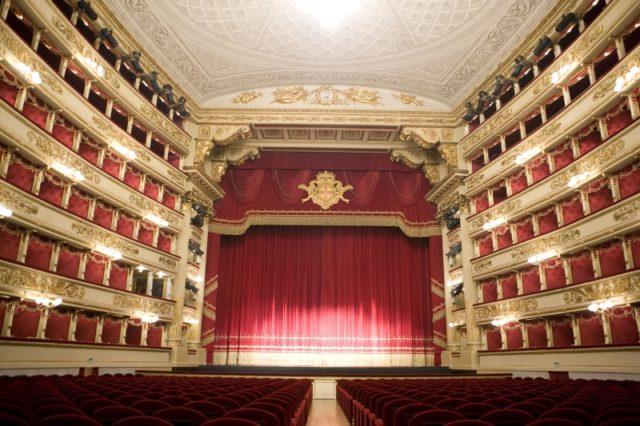 A művészet templomai – Milánói Scala, a csodák palotája (Teatro alla Scala, The Temple of Wonders) 2015