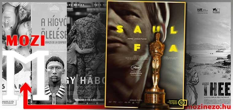 A Saul fia megnyerte az Oscart