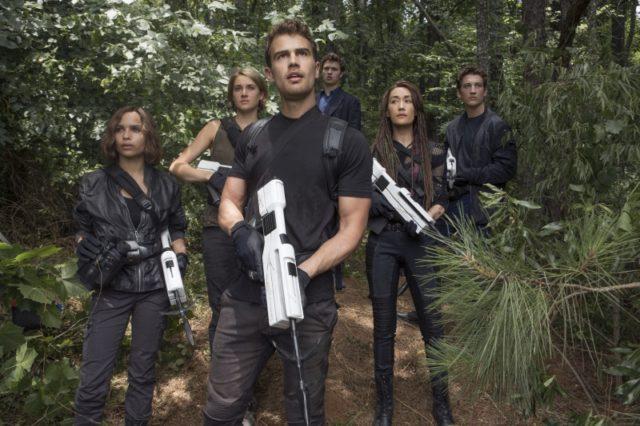 A beavatott-sorozat: A hűséges (The Divergent Series: Allegiant) 2016
