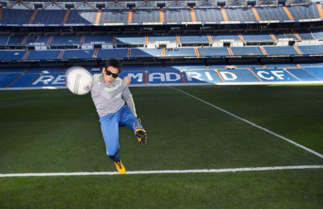 Zoolander 2 – Derek a Real Madrid stadionjában