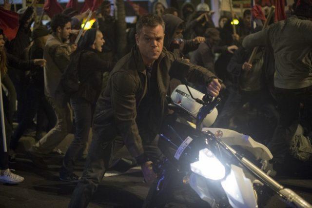 Jason Bourne – Az üldözés filmklip