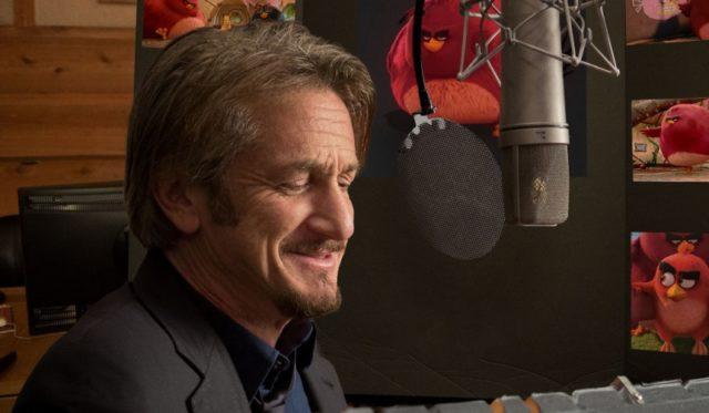 Sean Penn is Angry Bird