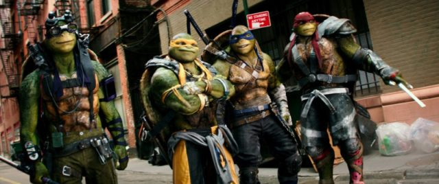 Tini Nindzsa Teknőcök: Elő az árnyékból (The Teenage Mutant Ninja Turtles: Out of the Shadows) 2016