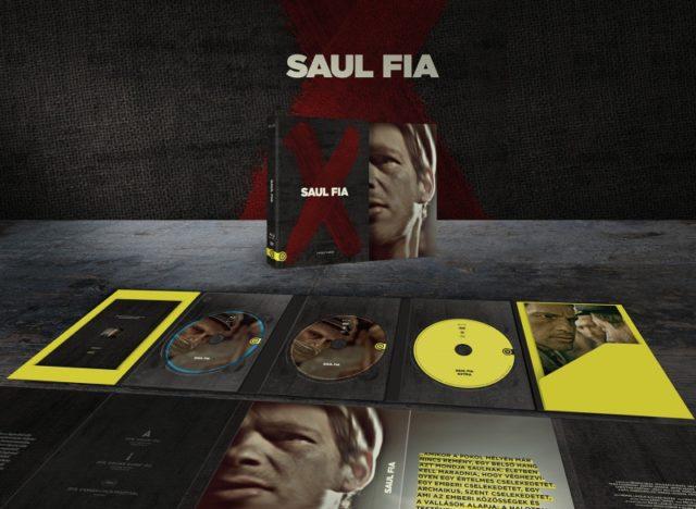 Saul fia blu-ray és dvd specifikációk