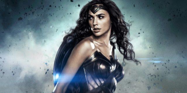 Wonder Woman első előzetes