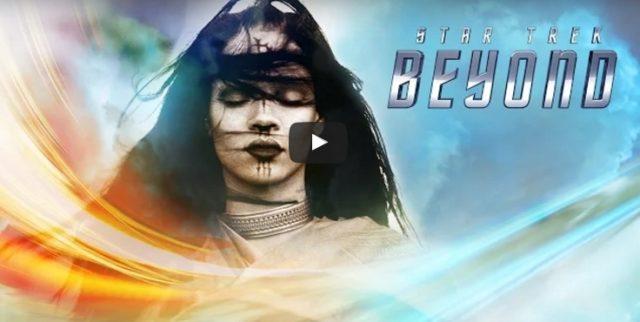Star Trek: Mindenen túl – új szinkronos előzetes, Rihanna dal
