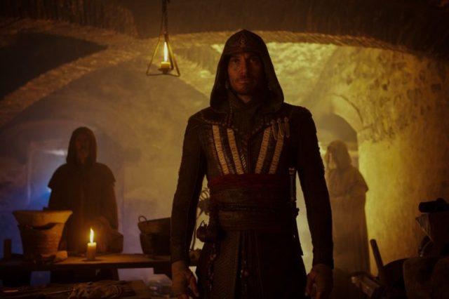 Assassin's Creed – 40m ugrásról készült felvétel
