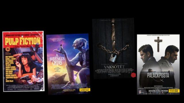 Heti mozipremier – 2016. augusztus 25.: Sötétség, Tarantino, bestseller adaptáció, óriás