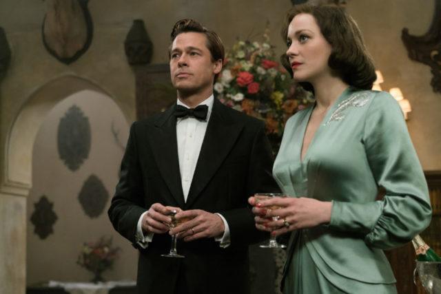 Szövetségesek – Oscar-gyanúsként emlegetik Brad Pitt új filmjét