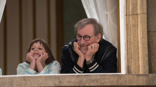 Steven Spielberg, a barátságos óriás