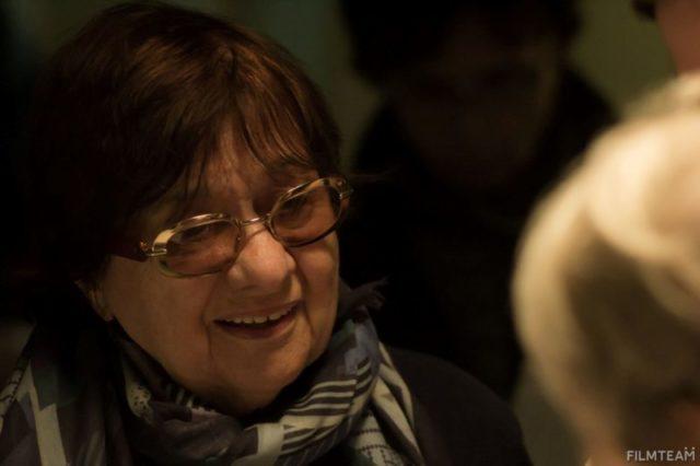 Mészáros Márta ma 85 éves