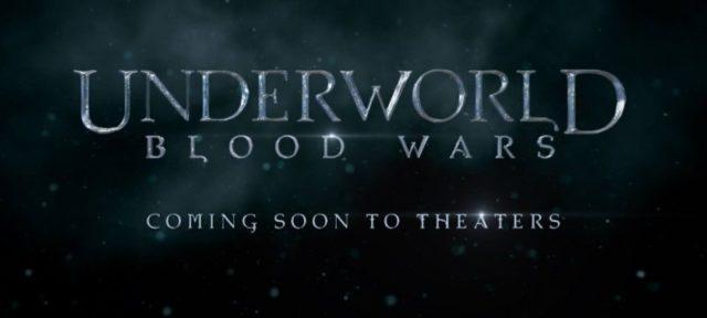 Underworld – Vérözön – szinkronizált előzetes, poszter