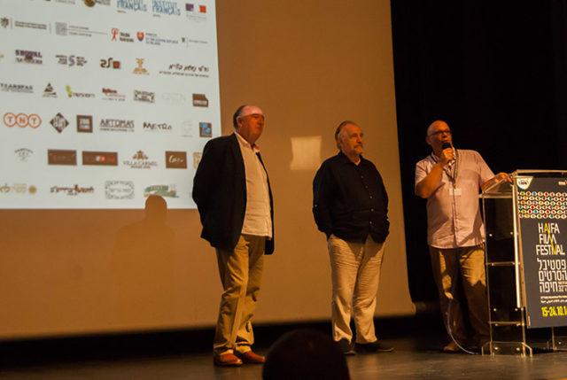 Jutalomjáték – Haifai Filmfesztivál