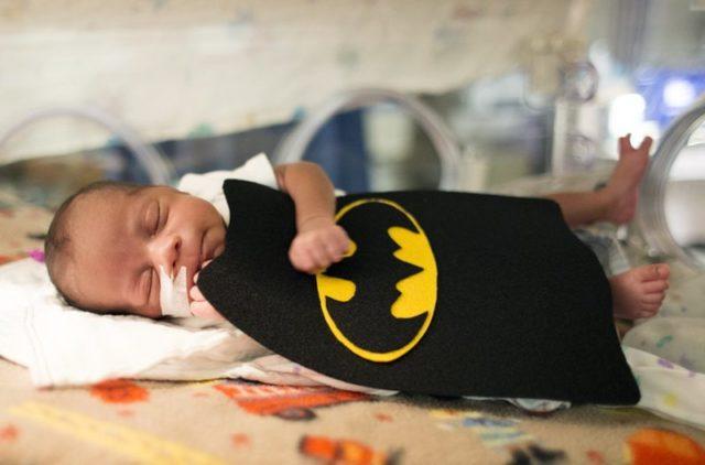 Szuperhős babák – baba halloween jelemezek