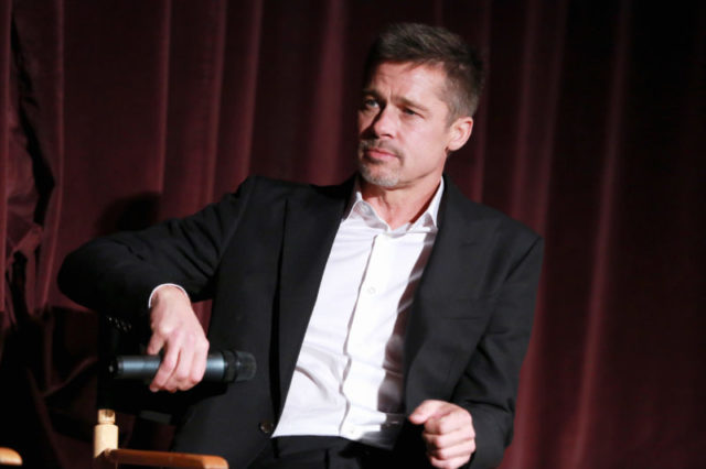 Brad Pitt köszönetet mondott a rajongóinak