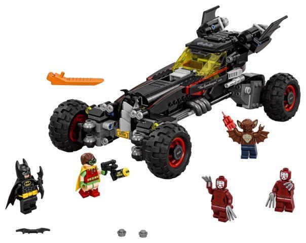 LEGO® Batman visszatér a mozikba