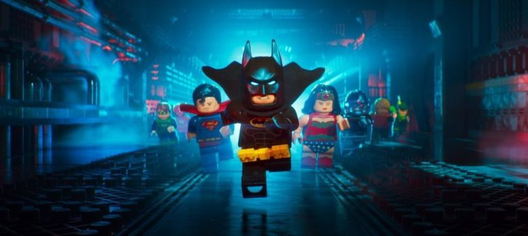 Lego Batman – A film (The Lego Batman Movie) 2017